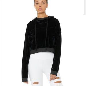 Alo sweatshirt black